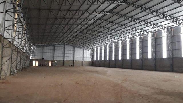 Galpão Industrial de 2.300 m² para locação na região de Cambuí - MG - Foto 7