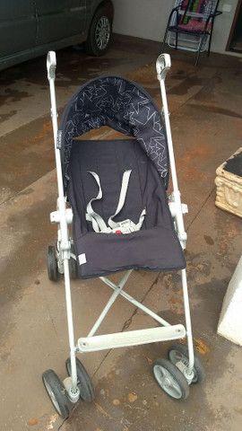 Carrinho de bebe Galzerano - Foto 2