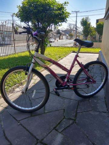 Bicicleta Juvenil aro 26