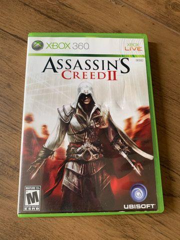 Assasin?s Creed 2 original para Xbox 360
