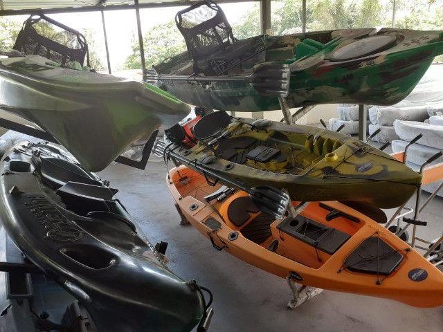 Vendas de Caiaques Lazer e Pesca Entrega Imediata para todo estado do Rio - Foto 3