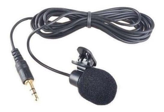Microfone De Lapela Para Celular Smartphone iPhone Youtubers - Foto 3