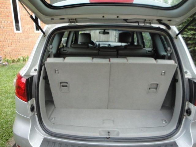 Santa Fé GLS 2.7 V6 4X4 AWD 2008 Blindada 7 Lugares Impecavel ! - Foto 9