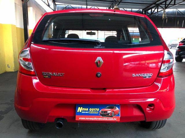Renault Sandero EXP 1.6 2011 Completo - Foto 4