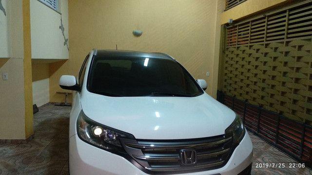 Honda CRV EXL 2012 - Vendo ou Troco