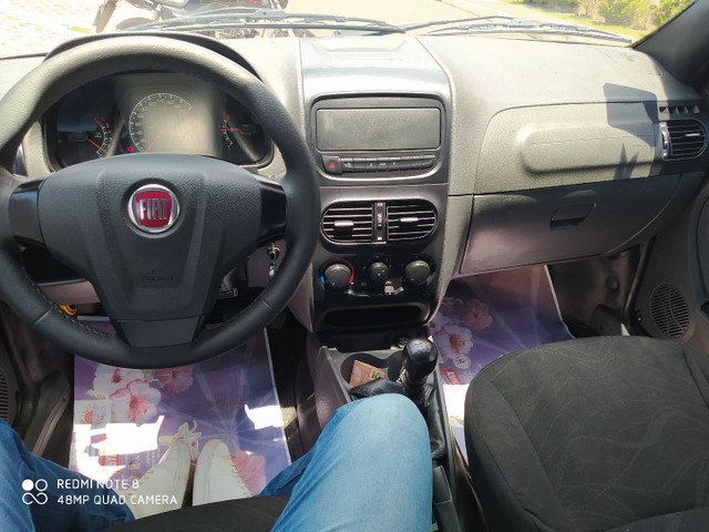 Fiat Strada working cabine dupla 1.4 2017 / 2018 - Foto 3
