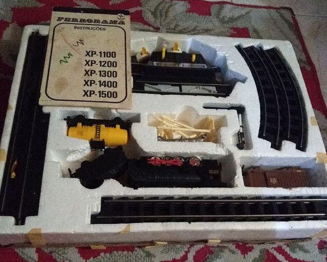 Ferroramas com caixa e manual - Foto 4