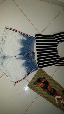 Vestido 10 reais e conjunto 10  - Foto 2