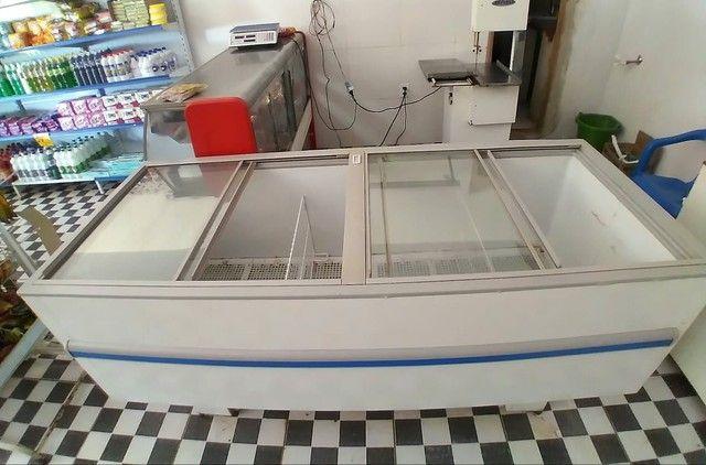 Vendo Freezer Ilha GELOPAR 520L - Foto 5