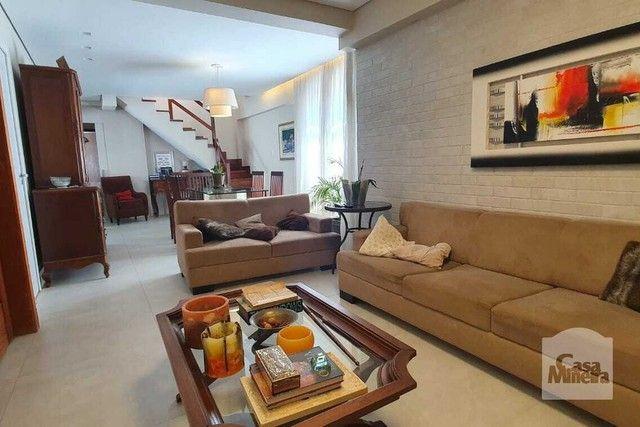 Apartamento à venda com 4 dormitórios em Sion, Belo horizonte cod:338476 - Foto 4