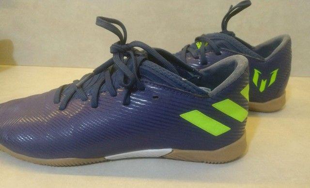 Chuteira Adidas Futebol Society nro 36 - Foto 3