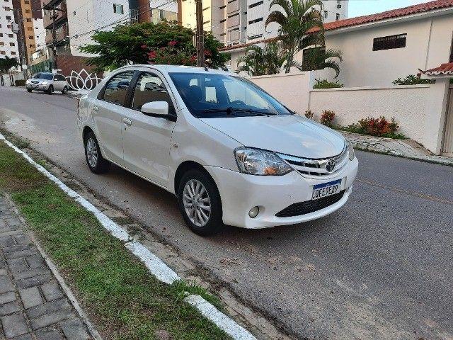 Etios Sedan XLS 1.5 2014