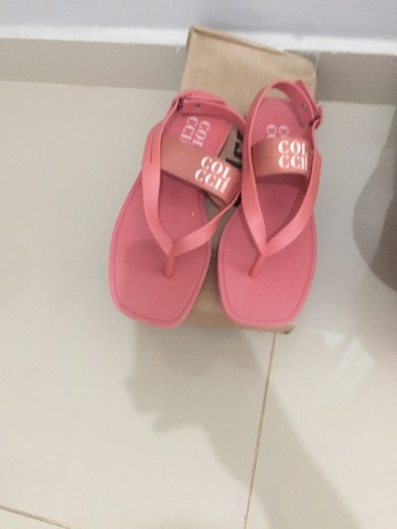 Sandálias femininas ORIGINAIS da colcci pela metade do preço  - Foto 2