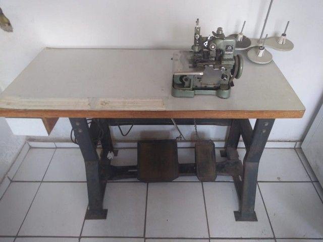 Máquina de costura Overlock semi industrial - Foto 3