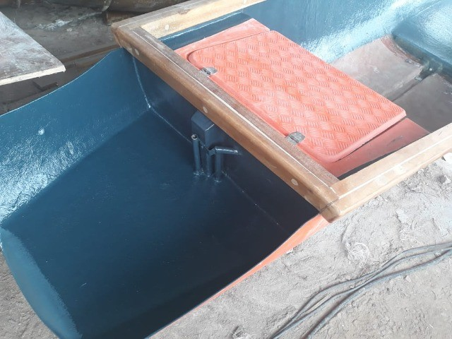 Canoas em Fibra de Vidro (sem motor) - Foto 3