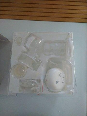 Bomba tira leite elétrica - Foto 2