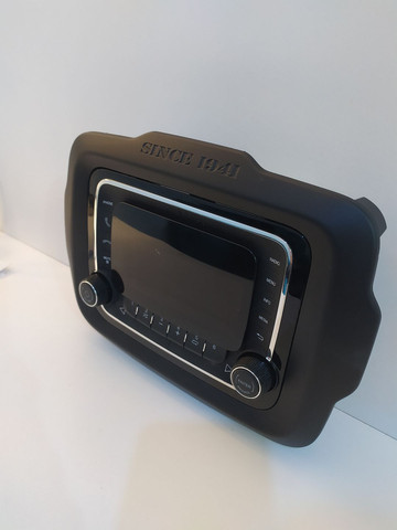 Rádio original Fiat / Toro, Renegade, Moby em estado de zero.