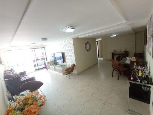 Apartamento com 4 Quartos 3Suítes+DCE à venda, 175 m² por R$ 860.000 - Cabo Branco - João  - Foto 5