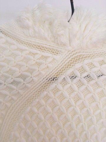 Pala em tricot - Foto 2