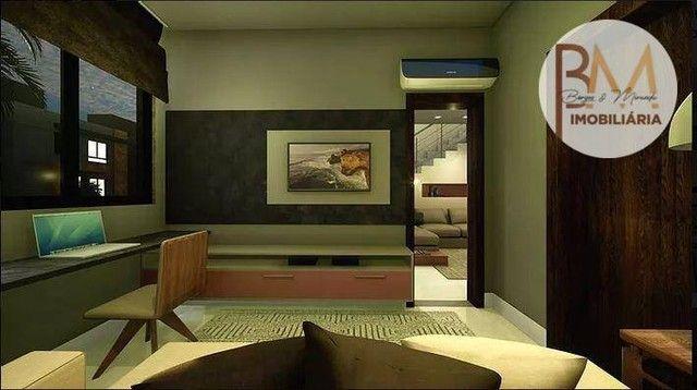 Casa com 4 dormitórios à venda, 108 m² por R$ 546.295,45 - Sim - Feira de Santana/BA - Foto 4