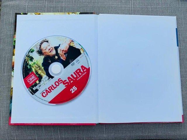 Coleção completa Folha Cine Europeu - 25 livros-DVDs - Foto 2