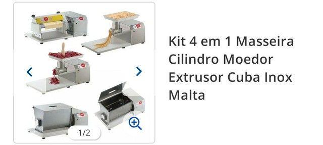 Máquina 5 em 1 Malta Mix