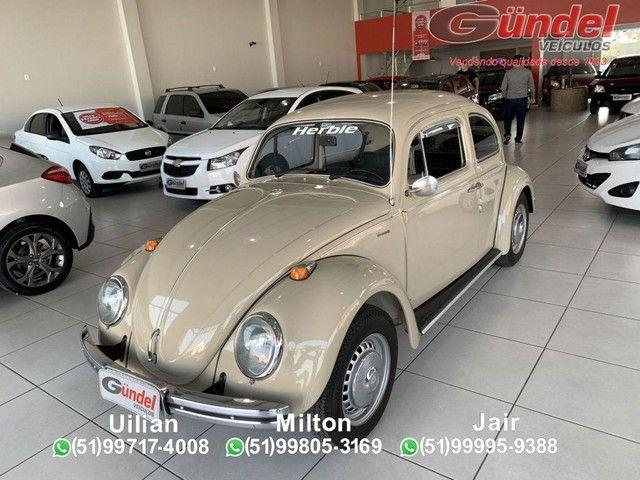 Volkswagen Fusca 1971 1500. *Raridade* - Foto 6