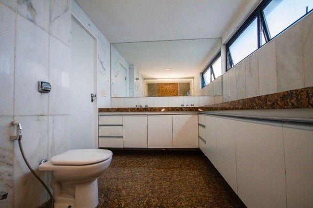 Apartamento com 4 quartos para alugar, 405 m² por R$ 13.432/mês - Boa Viagem - Recife/PE - Foto 14