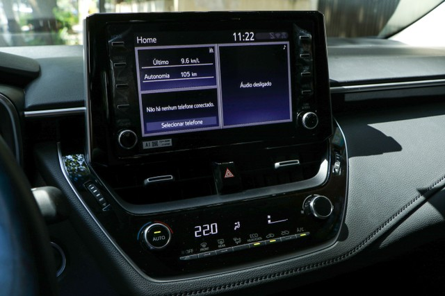 Toyota Corolla 2.0 XEi Multi-Drive S (Flex) - Foto 12