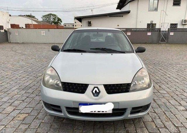 Clio Sedan Authentique 1.0 16 válvulas - Foto 4
