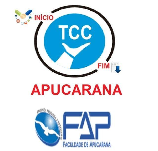 Consultoria - TCC -  APUCARANA - FECEA - FAP - FACNOPAR - Artigo - Foto 3