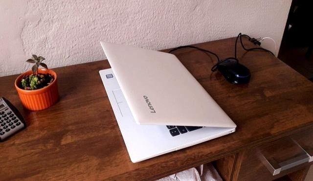 notebook lindo branco, lenovo i3, 6 geração, 4gb - Foto 2