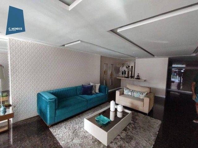 Apartamento com 3 dormitórios à venda, 63 m² por R$ 420.000,00 - Meireles - Fortaleza/CE - Foto 2