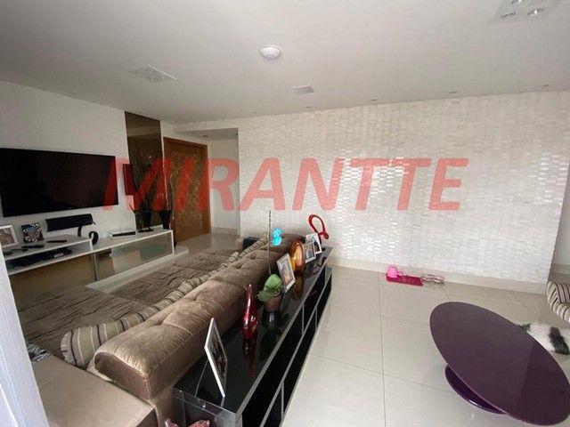 Apartamento à venda com 3 dormitórios em Freguesia do ó, São paulo cod:357731 - Foto 2