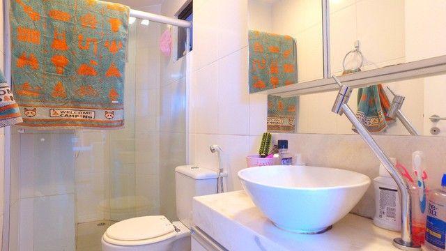Apartamento beira mar com 195 metros quadrados com 4 suítes em Pajuçara - Maceió - AL - Foto 11
