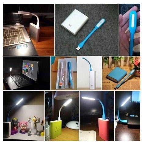 Mini Luminária USB De LED Forte - Foto 2