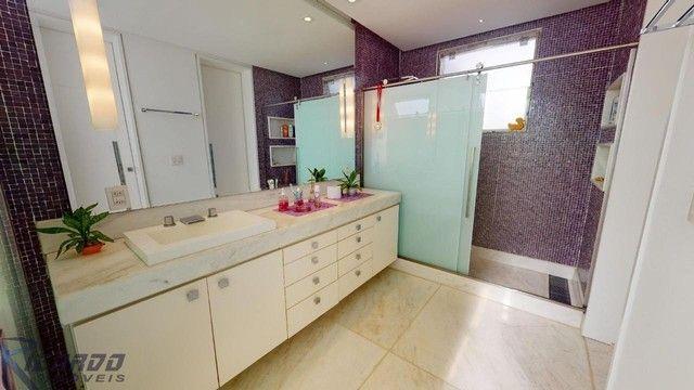 Mansão Casa duplex à venda na Mata da Praia, Vitória ES - Requinte e modernidade, padrão l - Foto 19