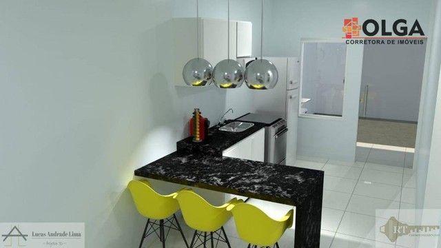 Casa no Jardim Petrópolis com 2 dormitórios à venda, 62 m² por R$ 170.000 - Gravatá/PE - Foto 6
