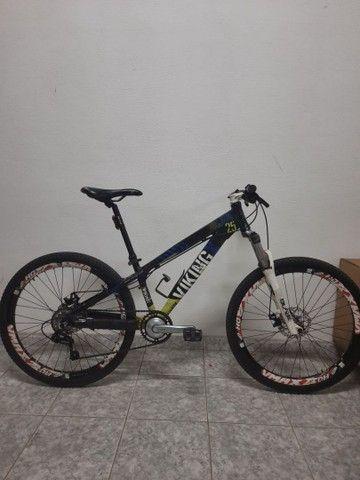 Bike Freeride/MTB viking aro 26 - Foto 6