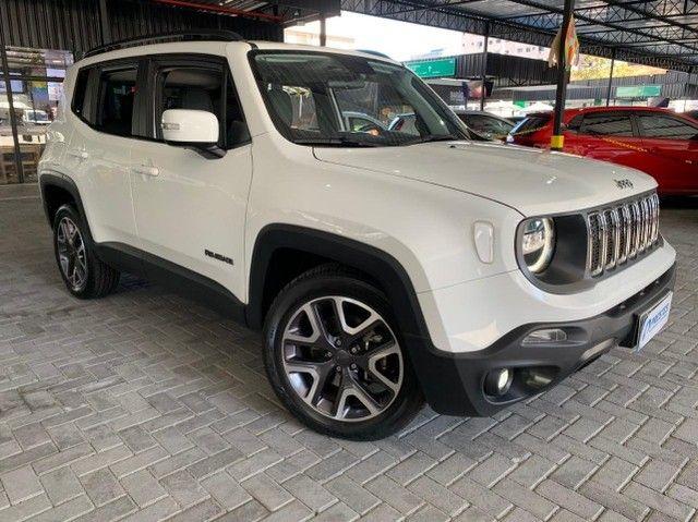 Jeep Renegade 2.0 Longitude Turbo Diesel 4x4 Automático 2019 - Foto 3