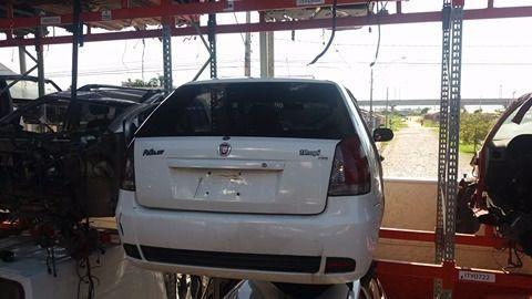 Peças usadas Fiat Palio Fire 2014 2015 1.0 8v flex 75cv câmbio manual - Foto 3