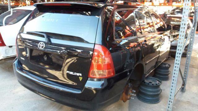 Peças usadas Toyota Fielder 2006 2006 1.8 16v gasolina 136cv câmbio automático - Foto 2