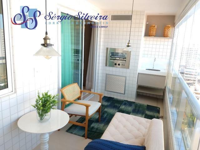Vitral do Parque Apartamento no Cocó com 3 quartos lazer completo! Alto padrão! - Foto 6