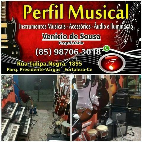 perfil musical sua loja de instrumentos musicais acessórios e