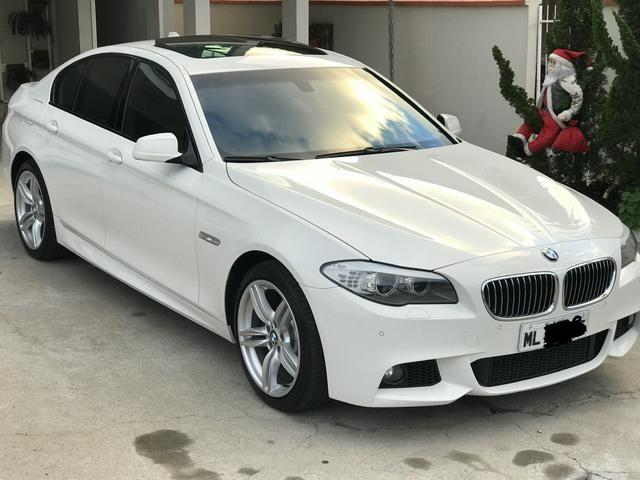 BMW 528i 52 mil km único Dono kit M
