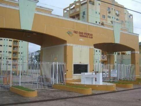Excelente Oportunidade de Apartamento Mobiliado no Ed. Rio das Pedras - Augusto Montenegro