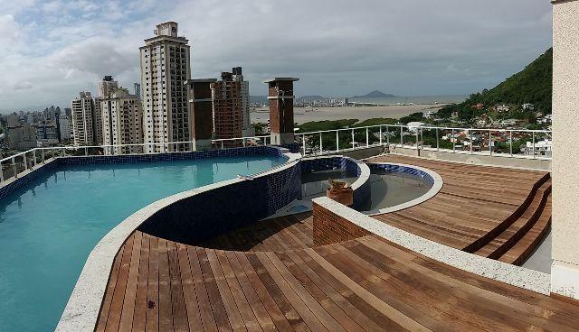 Apto com 85 mts pvt 1 suíte + 1 dormitório, próximo a Beira Rio - Fazenda Itajaí