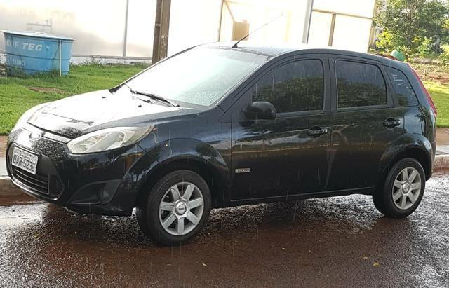 Fiesta rocam 1.6 hatch 2011/2012 completo