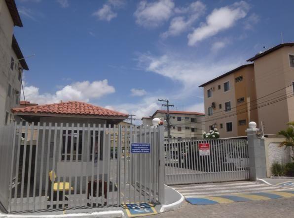 Apartamento No Condomínio Residencial Recanto dos Jaçanãs,Bairro São Conrado