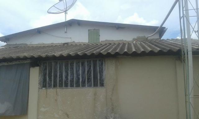 Casa 3/4 quartos c/ súite de laje garagem para 3 carros bairro residencial américa 135 mil - Foto 10